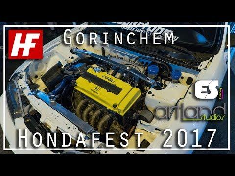 Hondafest 2017 Gorinchem