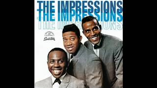 THE IMPRESSIONS-long long winter YouTube Videos
