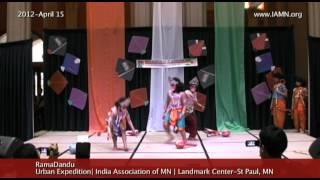 RamaDandu-Dance-Story-Telugu Association of Minnesota [TEAM] [India Association of MN]