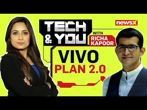 Nipun Marya Speaks to NewsX; explains Vivo's plan for India