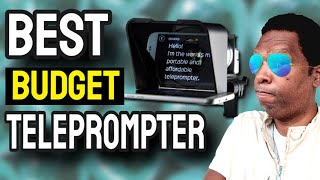 Parrot Teleprompter: Review & Demo