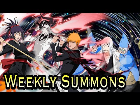 7k Orbs for Movie Characters & Heart Attribute Summons - Weekly Summons #5 11/20/2017