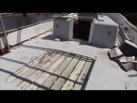 49 Foot Live Well Fishing Boat For Sale Bahamas