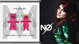 NØ x Friends   Mashup of Marshmello/Anne-Marie X Meghan Trainor