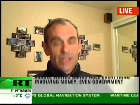 Damon Vrabel: ''Governments need to issue debt-free money''
