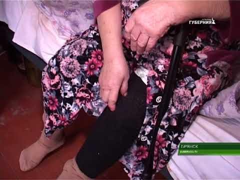 Жильцов аварийного барака по улице Матвеева в Брянске выселяют принудительно 29 11 17