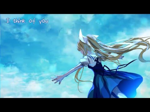 【Nightcore】→ Please Don't Go    Lyrics