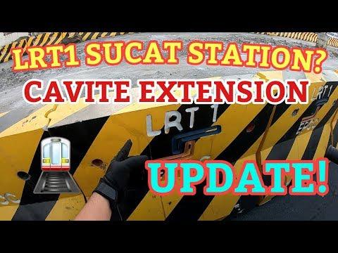 LRT1 CAVITE EXTENSION UPDATE | VILLAR SIPAG / SUCAT STATION