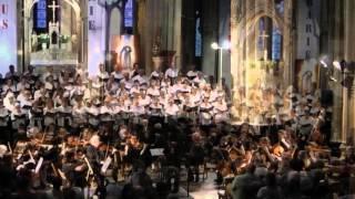 F. Mendelssohn Psalm 42 / I : Wie der Hirsch schreit