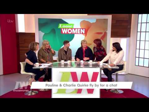 Pauline And Charlie Quirke Join The   Loose Women