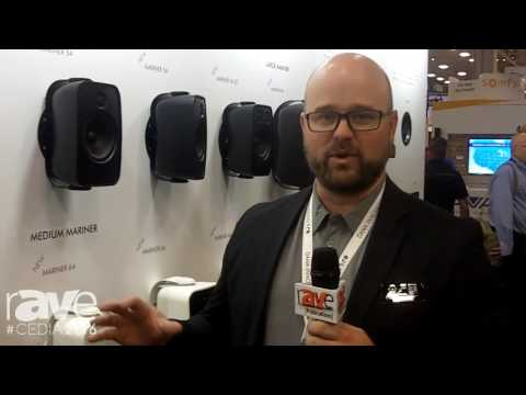 CEDIA 2016: Sonance Exhibits New Offerings in the SLS Outdoor System