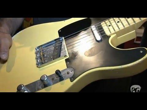 Rig Rundown - Steely Dan's Walter Becker