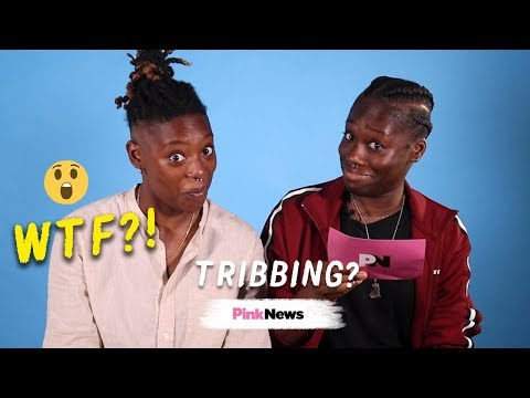 Butch And Femme Lesbians Answer Awkward Sex Questions   Part One