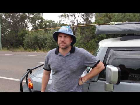 How To Drive Onto The Beach And The Barge To Get To Fraser Island