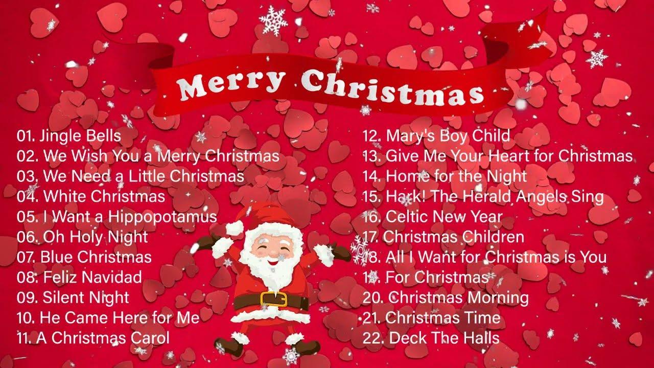 Youtube Country Christmas Music 2021 Christmas Carols 2021 Top Christmas Songs Christmas Music Playlist Youtube