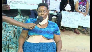 Amazing!!! Instant healing of this lady from Botswana.