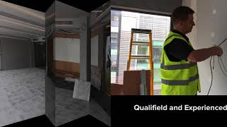 LMS I Commercial AV Installations London I Projector Installation I TV Installation Ideas I