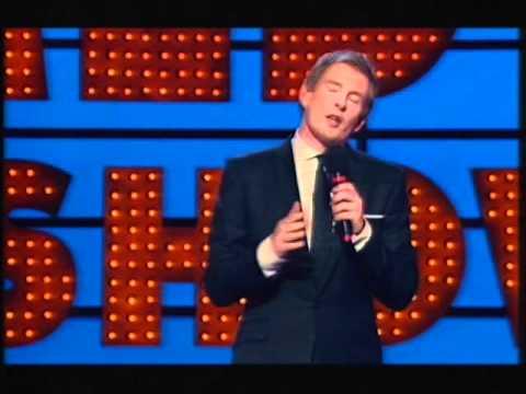 Michael Mcintyre's Comedy Roadshow   Patrick Kielty   Belfast