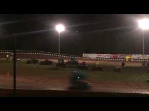Thunderhill speedway 125/250 Feature 5/21/16