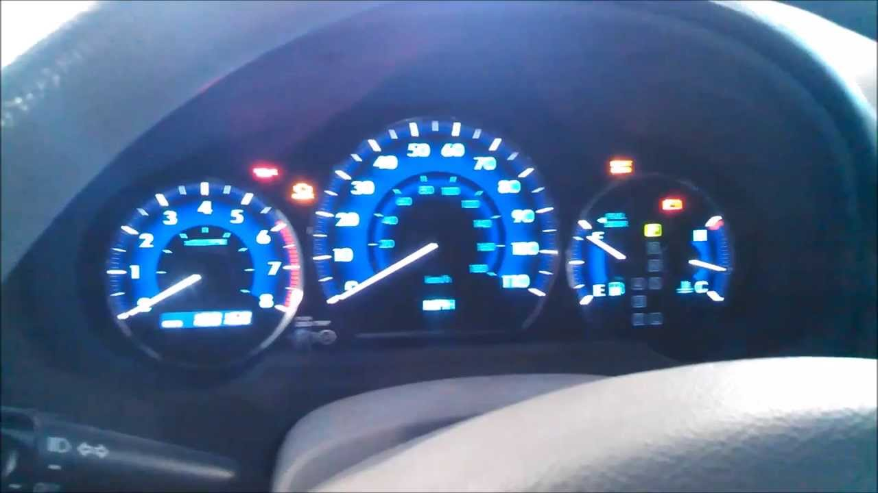 hight resolution of reset maintenance required light 2006 toyota sienna 2005 2007 2008 several others youtube