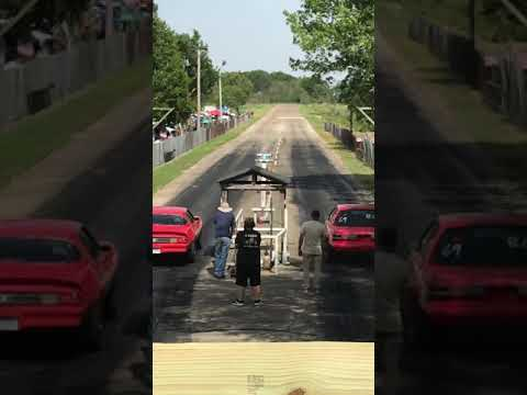 George rays dragstrip