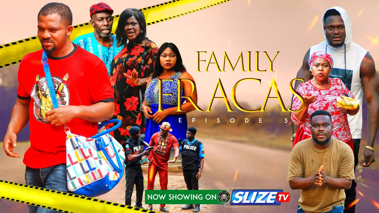 Download FAMILY FRACAS (EPISODE 3) - WALTER ANGA New Movie 2021 Latest Nigerian Nollywood Movie 1080p