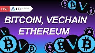 Bitcoin, Ethereum, VeChain. Торговый план на неделю | Прогноз Биткоина, Эфира, Криптовалют на 2018
