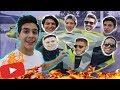 Tramo lleno de baches  Las Noticias Puebla - YouTube