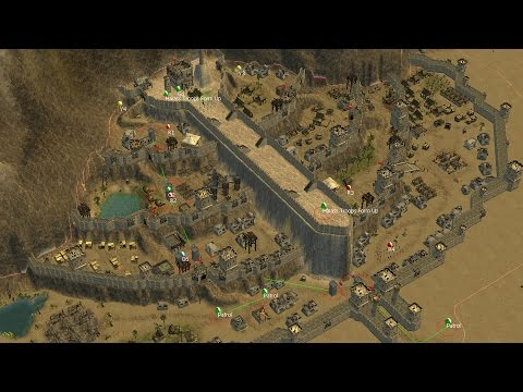 Stronghold Crusader 2 - The Siege of Minas Tirith
