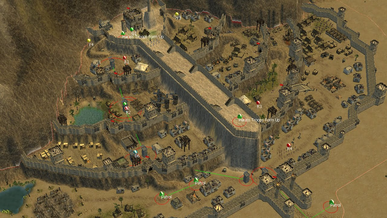 3d Call Of Duty 2 Wallpaper Stronghold Crusader 2 The Siege Of Minas Tirith Youtube