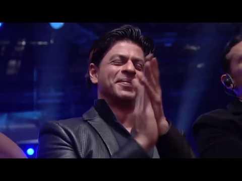 Armaan Malik pays tribute to Shahrukh Khan at 6th Royal Stag Mirchi Music Awards