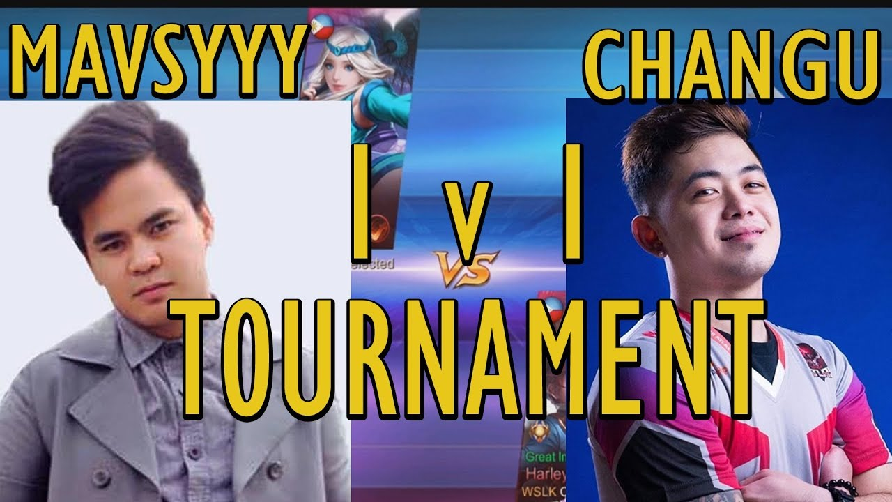 MAVSYYY VS CHANGU 1V1 TOURNAMENT | Mobile Legends Philippines