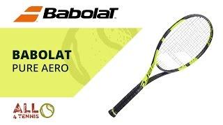 Теннисная ракетка BABOLAT PURE AERO(, 2017-03-30T10:03:24.000Z)