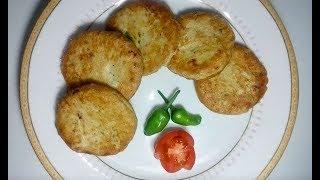 Chicken Shami Kabab Recipe !! Easy & Delicious Chicken Cutlets !! कबाब बनाने चिकन !! چکن شامی کباب