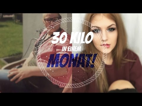 30kg In Einem Monat Abgenommen Tipps Die Keiner Kennt Youtube