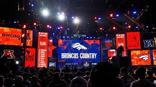 60 Seconds: Signs seem to point to Broncos moving up in draft
