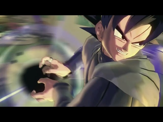Dragon Ball XENOVERSE 2 - Goku Black Reveal Trailer | PS4, X1, Steam