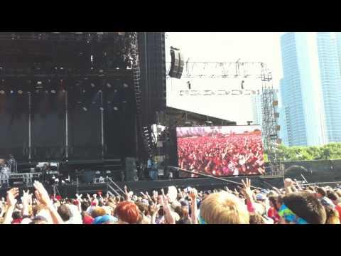 X Japan @ Lollapalooza 2010 - I.V.