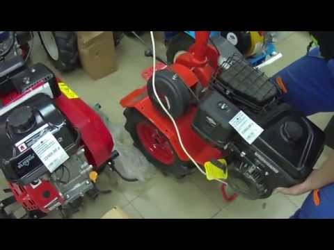 Покупка нового мотоблока АГАТ - БС - 1