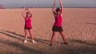 Coreografía verano 2013 - Sube las manos pa arriba