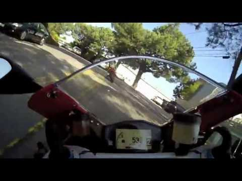 DUCATI 1199 PANIGALE S VIDEO - SUNSET BLVD COMMUTE