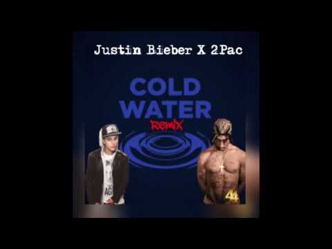 2Pac & Justin Bieber - Cold Water (Remix)