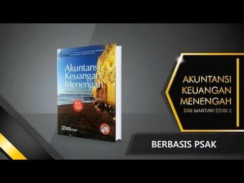 Jual Buku Akuntansi Keuangan Menengah 1 Dwi Martani Berbasis PSAK