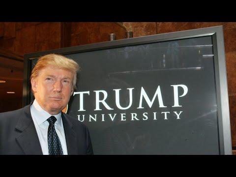 "Donald Trump, Who ""Never Settles,"" Settles Trump University Scam Case for $25 Million"