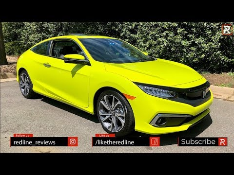 2019 Honda Civic – Still The Best Small Car?