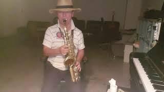 대니보이!  아일랜드 민요!  알토색소폰 이성만 연주
