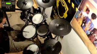 Lamb of God - Omerta Hourglass Medley Drum Cover