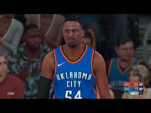 NBA 2k18 Play Now Online - Paul George and Westbrook Dynamic Duo