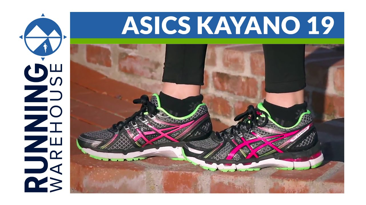 asics gel kayano 19 women's weight