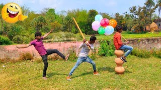 Top New Funny Video 2020_Comedy Videos 2020_Try To Not Laugh_Episode119_By Poor Youtuber